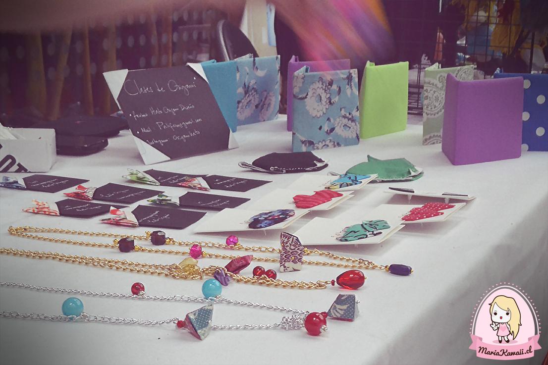 Las chicas de Origami / Diseño y sus hermosos accesorios!