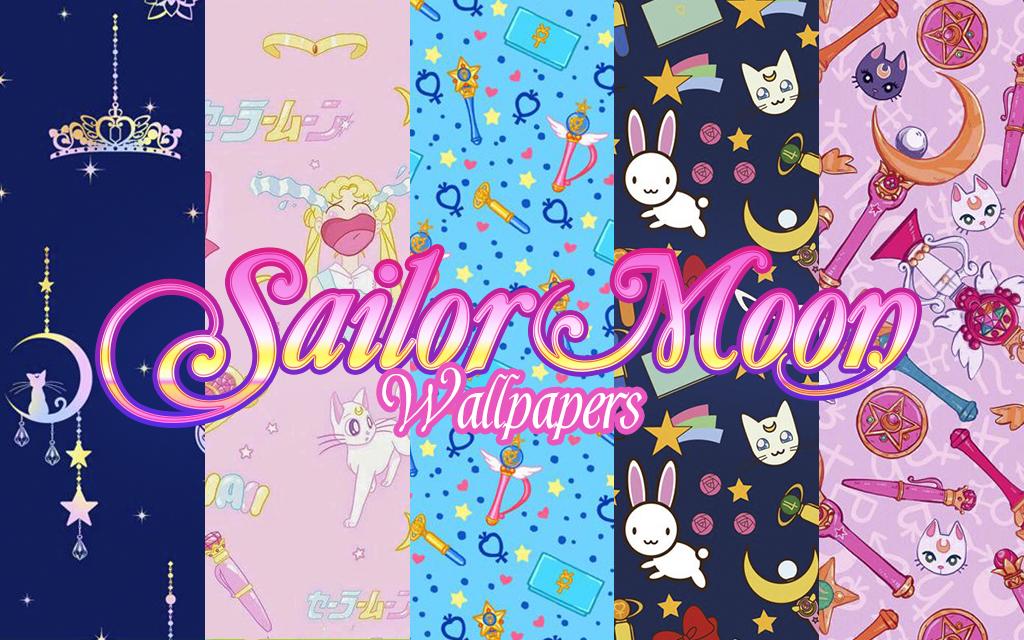 ¿Fanática De Sailor Moon? Te Traemos Unos Lindos Fondos