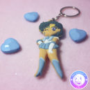 maria kawaii – llavero sailor mercury 2