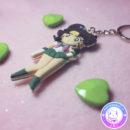 maria kawaii – accesorio anime llavero sailor jupiter lita kino makoto 3