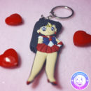 maria kawaii – accesorio anime llavero sailor mars rei hino 2