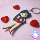 maria kawaii – accesorio anime llavero sailor mars rei hino 3