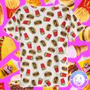 maria kawaii – vestuario harajuku polera fast food papas fritas french fries hamburguesas hamburger 2