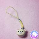 maria kawaii – accesorio kawaii colgante celular con cascabel korilakkuma