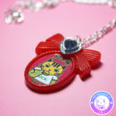 maria kawaii – accesorio kawaii collar maneki neko luck suerte 666 2