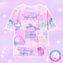 maria kawaii store – polera kawaii oso unicornio letras decora harajuku fashion 2