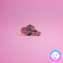 maria kawaii store – pin prendedor auto lambo rosa