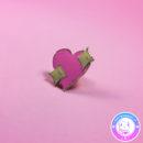 maria kawaii store – pin prendedor emoji corazon sparkle heart 2