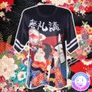 maria kawaii store – polera harajuku geisha gato japón neko japan 2