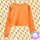 maria kawaii store – vestuario kawaii polerón corto charmander pokémon 3